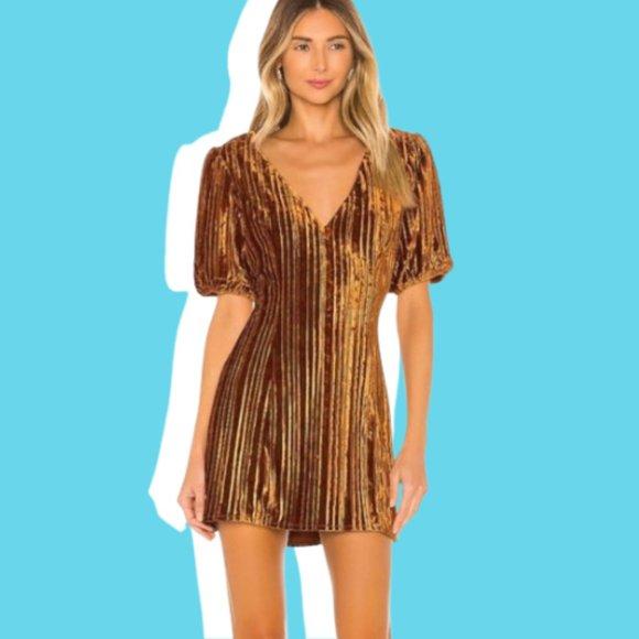 House Of Harlow x REVOLVE Maritza Mini Dress XS